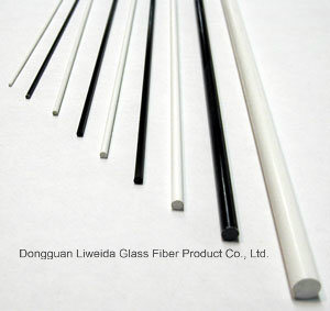 Anti-Static and High Strength Fiberglass Rods, FRP Pultruded Rods pictures & photos