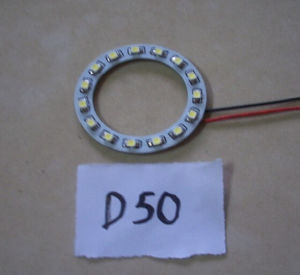 D50 15SMD 3528 LED Angle Eye Car Light pictures & photos