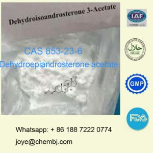 Dehydroisoandrosterone 3-Acetate 853-23-6 Oral Anabolic Powder pictures & photos