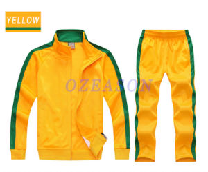 100% Polyester Woven Track Suit pictures & photos