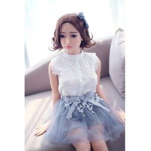 Beautiful Warm Plastic Naked Young Sex Real Mini Love Doll Silicone 145cm China Made Silicon Doll India pictures & photos