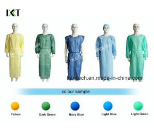 Breathable Disposable Surgical Gowns Disposable Scrub Suits pictures & photos