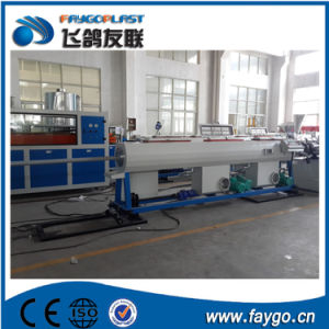 20-110mm PVC Drainage Pipe Making Line pictures & photos