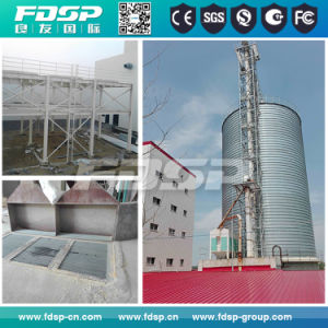 Galvanized Wood Pellet Storage Silo pictures & photos