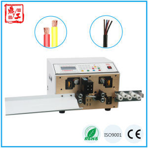Double Line Cable Stripping Machine pictures & photos
