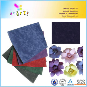 Flocking Paper for Jewelry Box pictures & photos