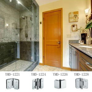 Quality Frameless Shower Room Stainless Steel Glass Door Glass Clamp pictures & photos