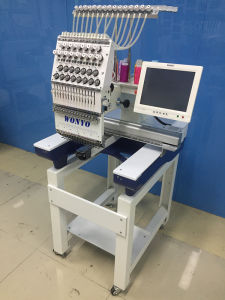 Single Head Computerized Embroidery Machine Price pictures & photos
