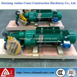 2t Electric Wire Rope Crane Lifting Hoist pictures & photos