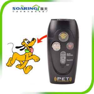 Pet Command - Dog Training Bark Control with Flash Light (ZT12017) pictures & photos
