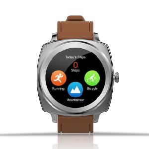 Smart Watch with Heart Rate Monitoring/Pedometer pictures & photos