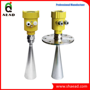 Non-Contacting 26GHz Liquid Radar Level Meter (A+E 62LC) pictures & photos