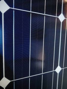 Green Energy Saving 150W Mono Solar Energy Panel in Chinese Factory pictures & photos