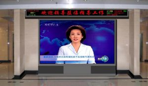 Indoor HD P6 Full Color LED Display Screen pictures & photos