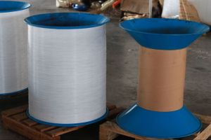 Nylon Coated Steel Spiral Binding Wire pictures & photos