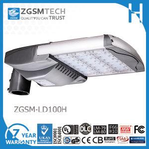100V-277V Dlc cUL Listed 100W LED Shoebox Light pictures & photos