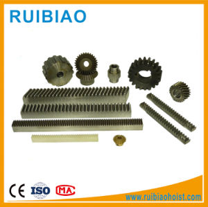 Construction Hoist M8 Gear Rack and Pinion pictures & photos
