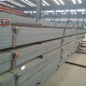 Q235 A36 Ss400 Flat Bar Sizes pictures & photos