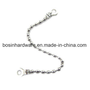 Short Metal Ball Chain with 2 Connector pictures & photos