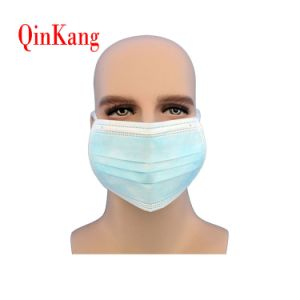 Medical Disposable Face Surgical Mask for Multi Specification Hospital Equipment pictures & photos