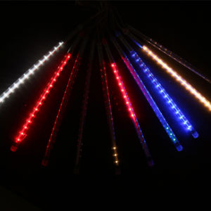 Waterproof Double Size Multi Color LED Snowfall Light/ LED Meteor Light pictures & photos