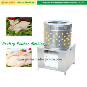 Selling Chicken Duck Goose Poultry Feather Plucking Plucker Machine pictures & photos