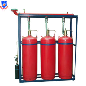 180L FM200 Fire Suppression Automatic Fire Fighting System pictures & photos