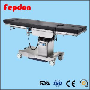 C Arm Surgical Electrical Clinical Surgery Bed (HFEOT99X) pictures & photos