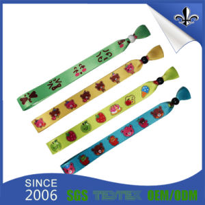 Custom Design Festival Wristband with China pictures & photos