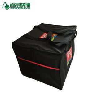 Customized Pizza Delivery Bag Food Thermal Delivery Insulated Cooler Bag pictures & photos