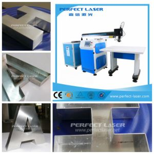 300W 450W LED Ad Letter Words Double Optical Paths Metal Letter Laser Welder pictures & photos