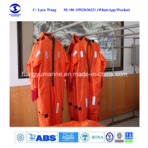 Immersion Suit Solas Approved Marine Immersion Suit for Sale pictures & photos