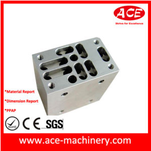 OEM Customized Metal Hinge Stamping pictures & photos