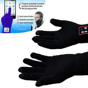 Bluetooth Calling Gloves Touch Screen Mobile Headset Speaker for Andriod iPhone pictures & photos
