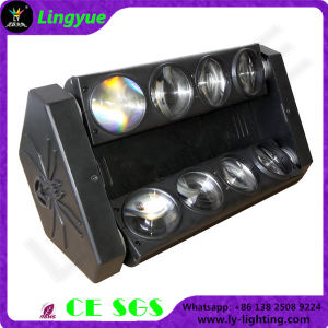 DJ Spider LED Moving Head 8X12W Disco Lighting pictures & photos