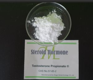 Raw 99% Powder Testosterone Propionate Hormone Steroid for Building Body pictures & photos