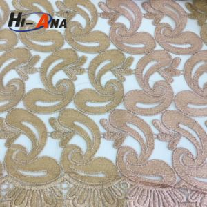 Custom Made Print Logo Top Quality Rainbow Fabric pictures & photos