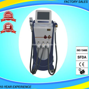 Fast Hair Removal Permanent IPL Shr Laser pictures & photos