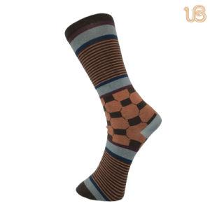 Best Wool Men Dress Socks pictures & photos