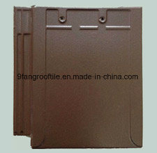 Building Material Clay Cearmic Roof Tiles 310*340mm pictures & photos