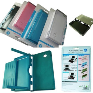 NDSi Multi Crystal Case(4colors)Video Game Accessories for NDSi (DSI002)