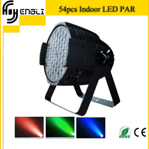LED PAR 54PCS *3W RGBW / 3in1 Light for Stage Effect pictures & photos