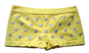 Women Seamless Polyamide Boxer Shorts (LJ-103) pictures & photos