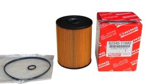 Hino- Element Set, Fuel Filter