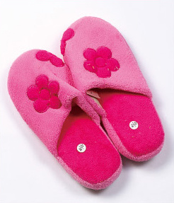 Indoor Cotton Slippers/ Laddy′s Slippers pictures & photos