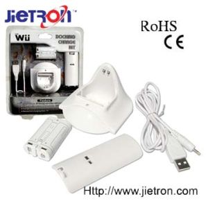 Docking Charger Kit for Wii (JT-1401301)