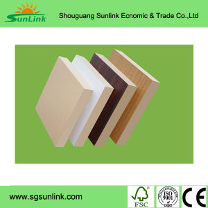 Poplar/Birch Core Film Faced Plywood/Shuttering Plywood for Construction pictures & photos