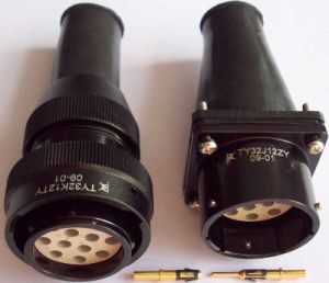 Ty32 Typr Bayonet Coupling Plug and Receptacle pictures & photos