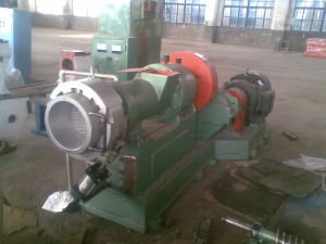 Single Screw Rubber Strainer, Reclaimed Rubber Production Line pictures & photos