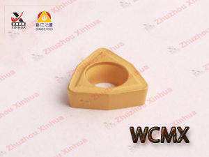 Cemented Carbide Turning Inserts Wcmx040208 pictures & photos